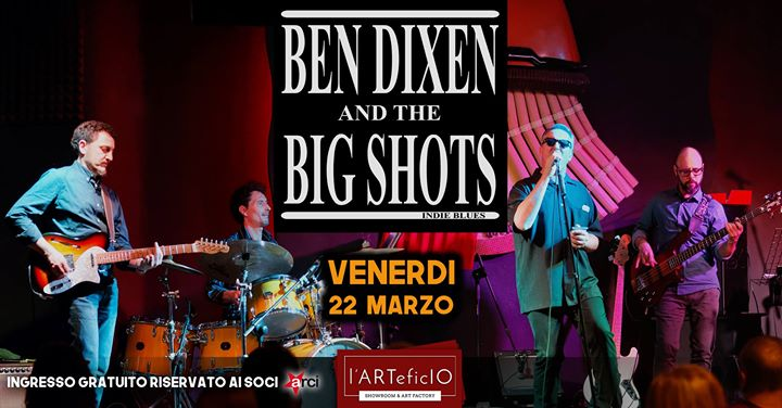 Ben_Dixen_&_the_big_shots_live_a_torino