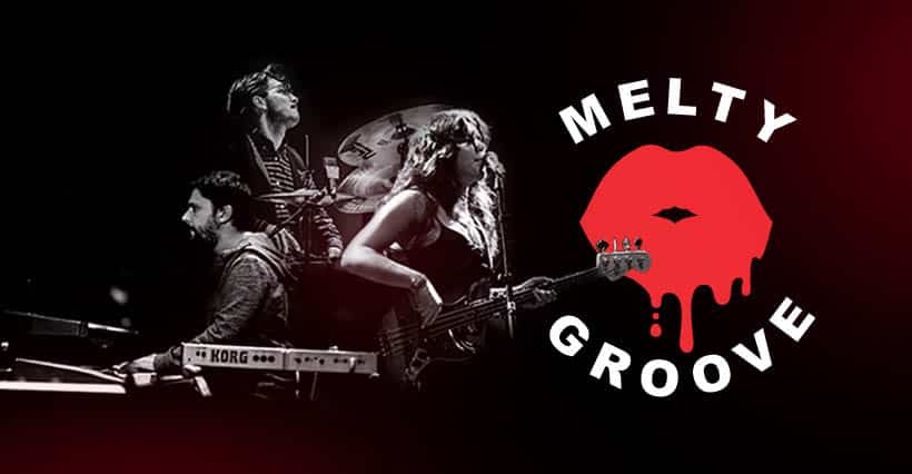 melty-groove-live
